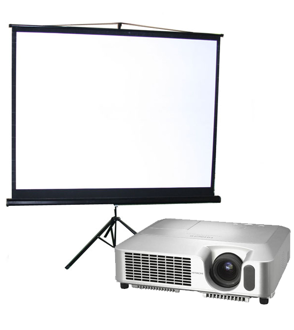 Projectors  Screens